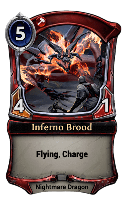 Card image for Inferno Brood