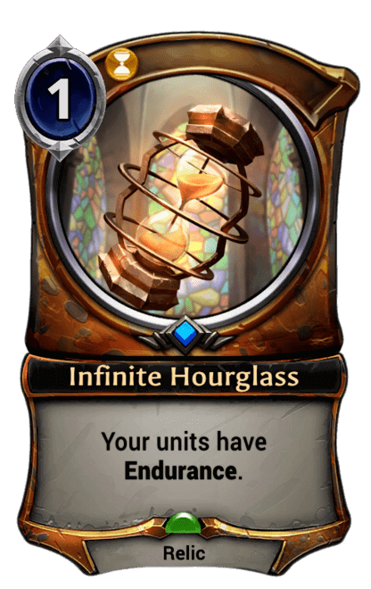 Card image for Infinite Hourglass