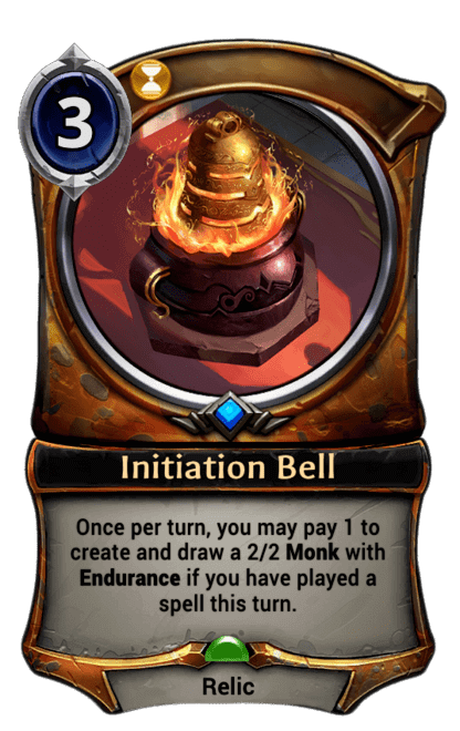Card image for Initiation Bell