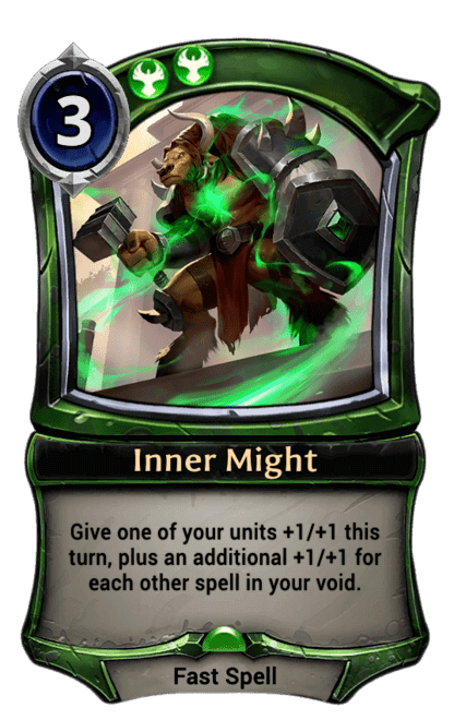 Card image for Inner Might