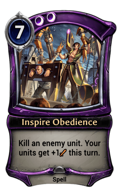 Card image for Inspire Obedience