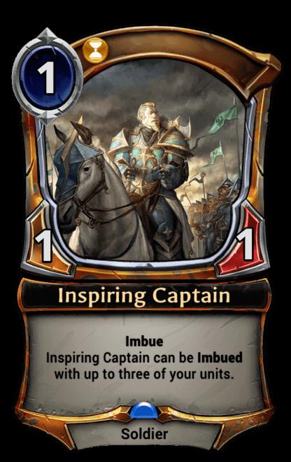 Card image for Inspiring Captain