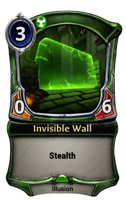 Card image for Invisible Wall