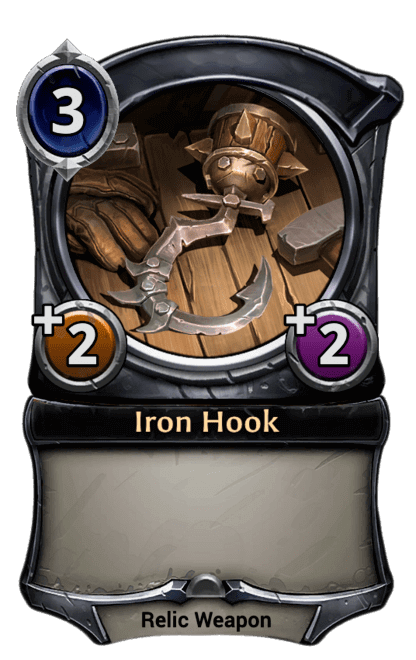 Card image for Iron Hook