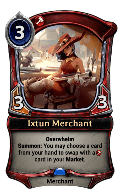 Card image for Ixtun Merchant
