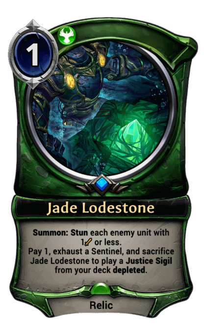 Card image for Jade Lodestone