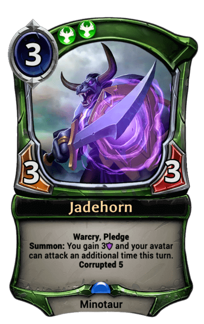 Card image for Jadehorn