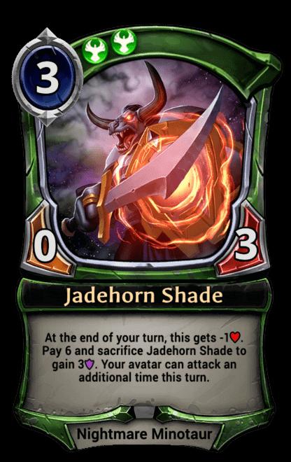 Card image for Jadehorn Shade