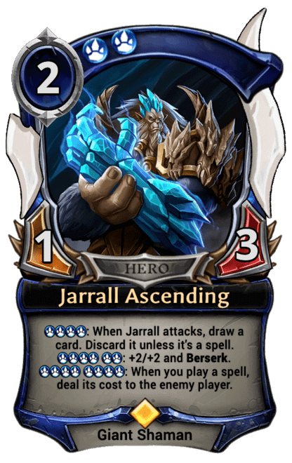 Card image for Jarrall Ascending