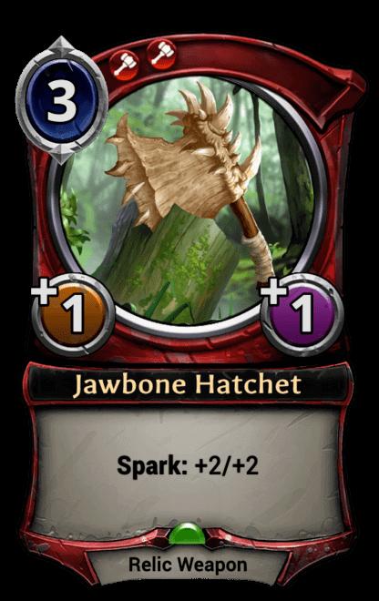 Card image for Jawbone Hatchet