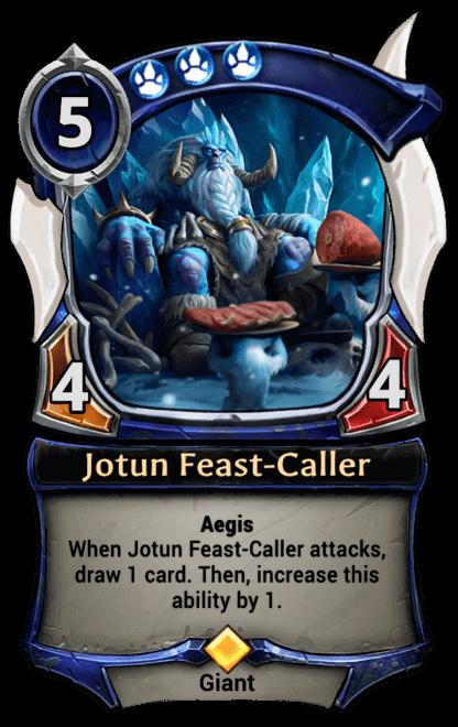 Card image for Jotun Feast-Caller