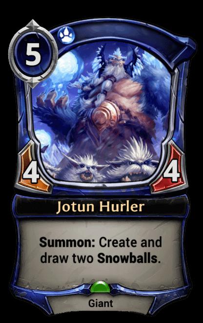 Card image for Jotun Hurler