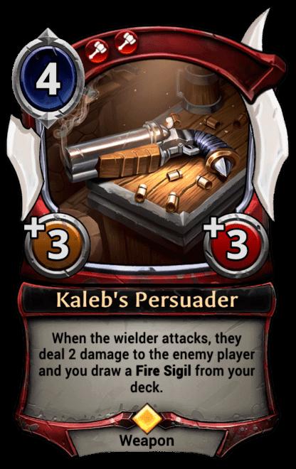 Card image for Kaleb's Persuader