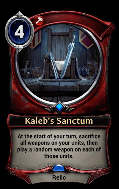 Card image for Kaleb's Sanctum