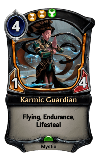 Card image for Karmic Guardian
