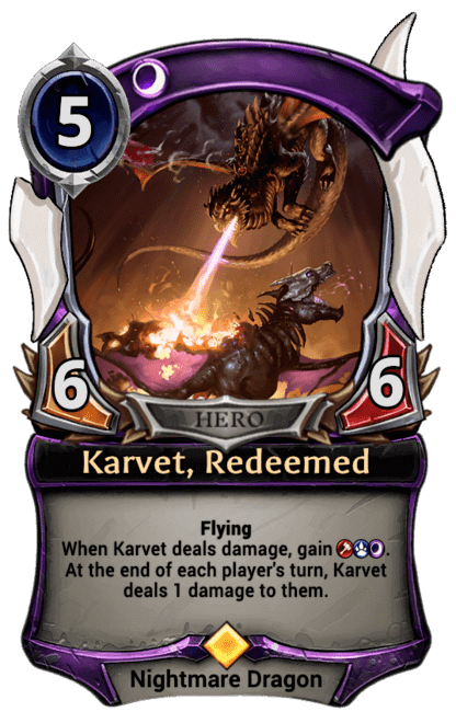 Card image for Karvet, Redeemed