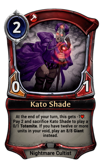 Card image for Kato Shade