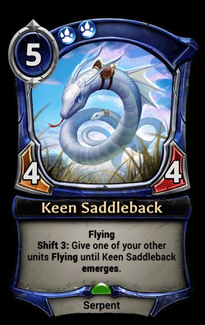 Card image for Keen Saddleback