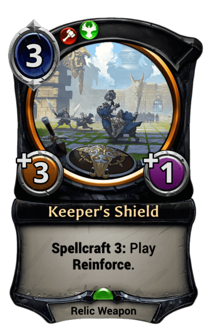 Card image for Keeper's Shield