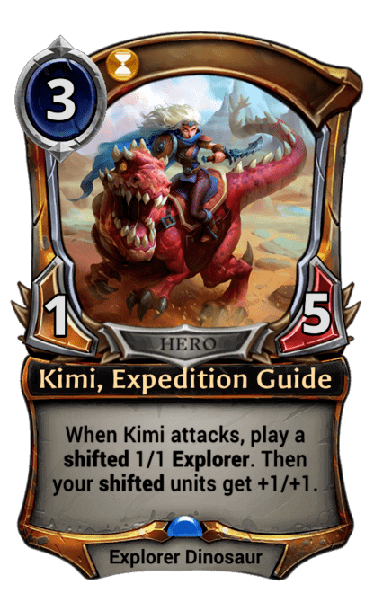 Card image for Kimi, Expedition Guide