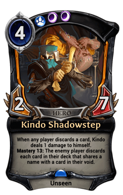 Card image for Kindo Shadowstep