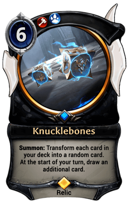Card image for Knucklebones