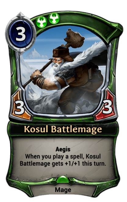 Card image for Kosul Battlemage