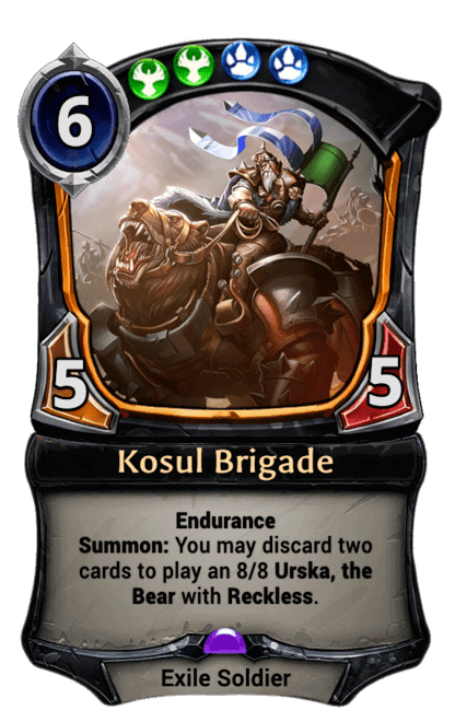Card image for Kosul Brigade