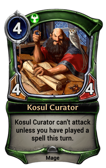 Card image for Kosul Curator