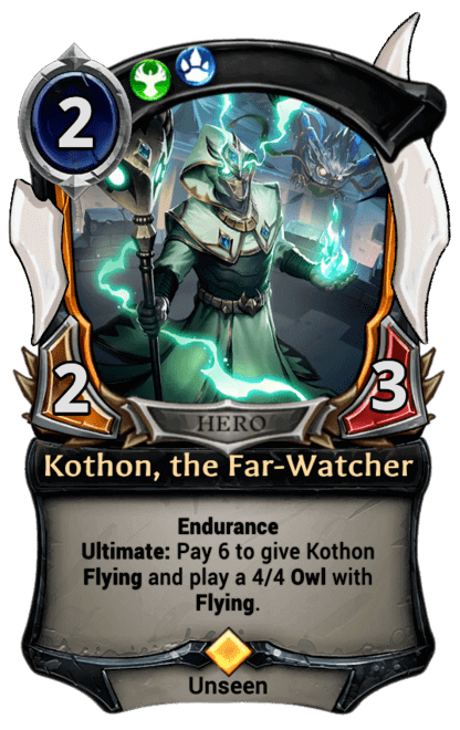 Card image for Kothon, the Far-Watcher