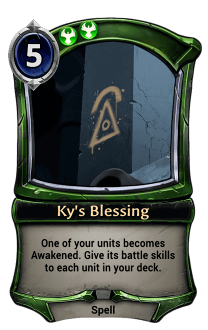 Card image for Ky's Blessing