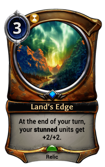 Card image for Land's Edge