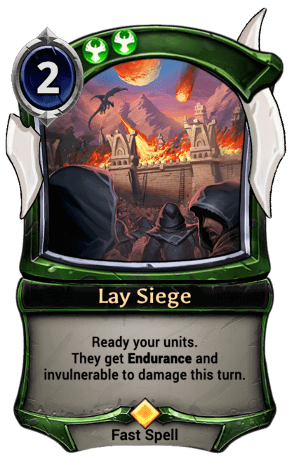 Card image for Lay Siege