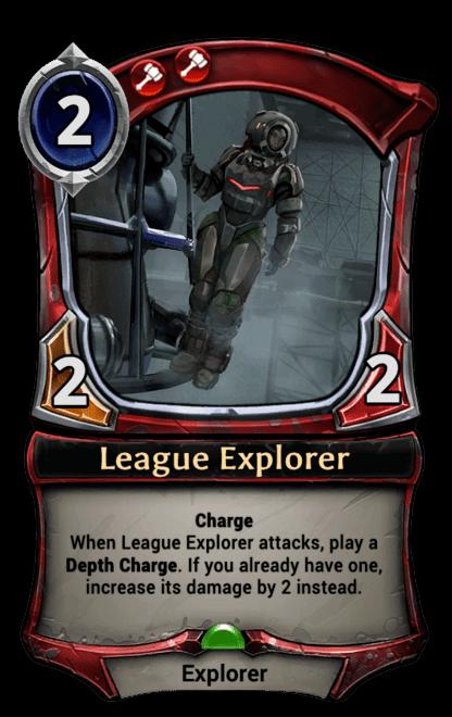 Card image for League Explorer