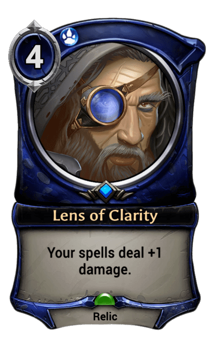 Card image for Lens of Clarity