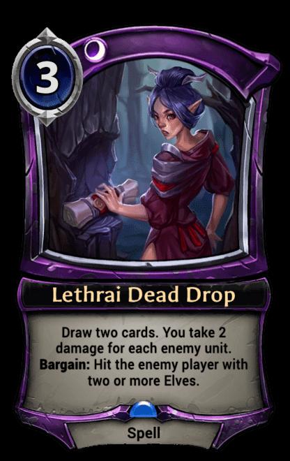 Card image for Lethrai Dead Drop