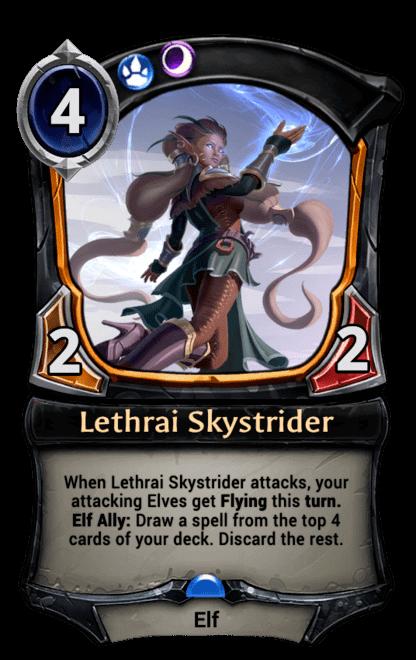 Card image for Lethrai Skystrider