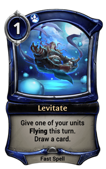 Card image for Levitate