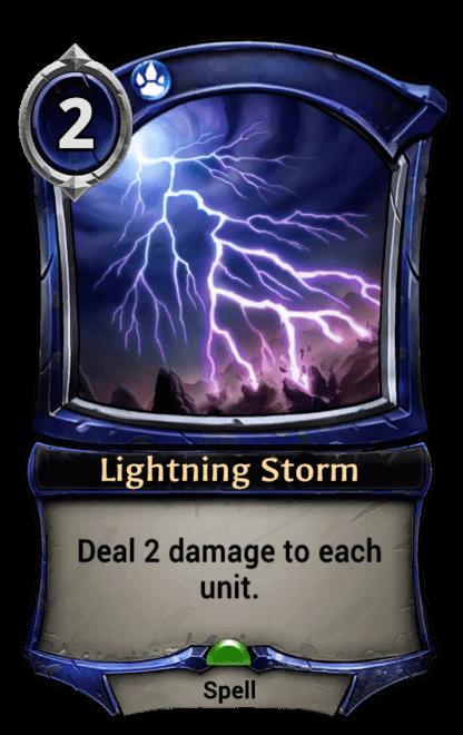Card image for Lightning Storm
