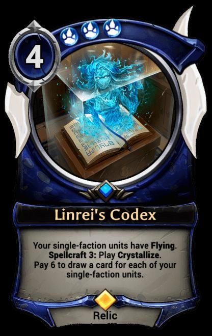 Card image for Linrei's Codex