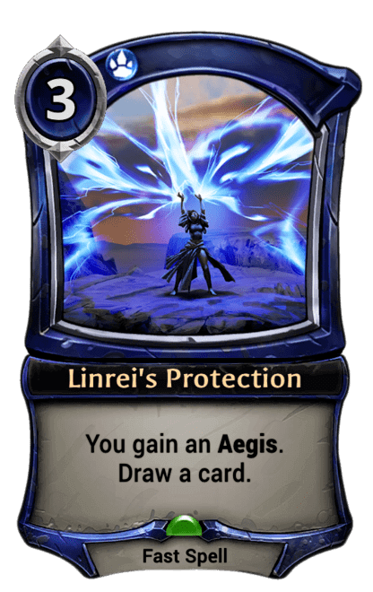 Card image for Linrei's Protection