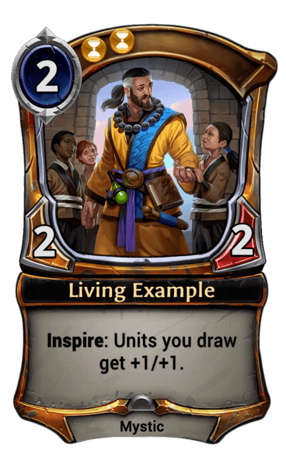 Card image for Living Example