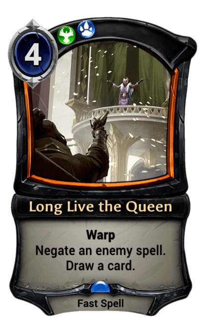 Card image for Long Live the Queen