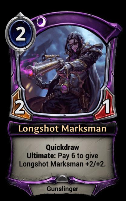 Card image for Longshot Marksman