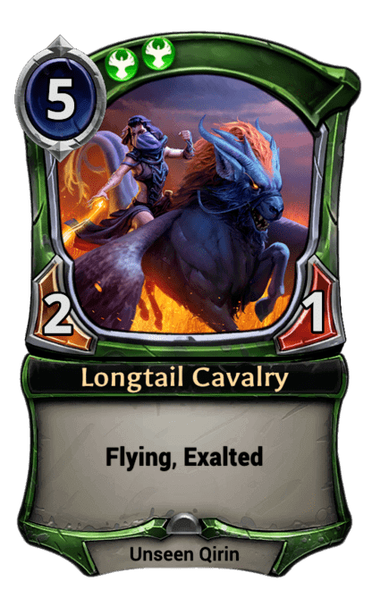 Card image for Longtail Cavalry