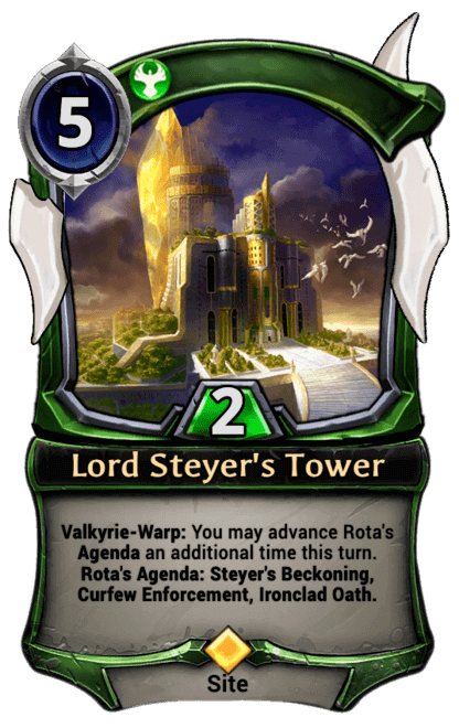 Card image for Lord Steyer's Tower