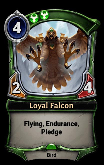 Card image for Loyal Falcon