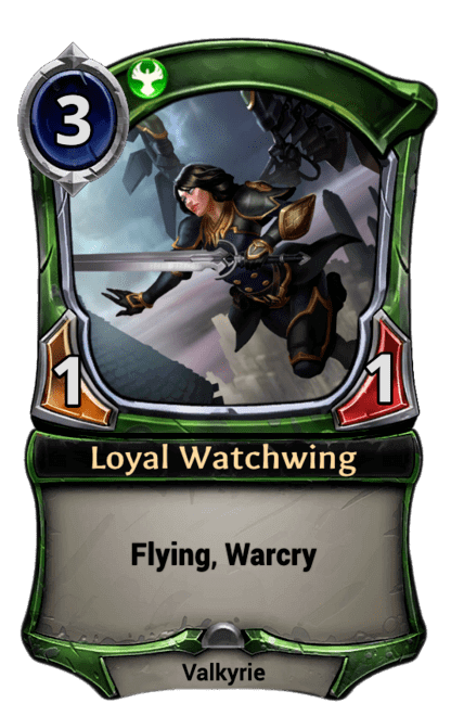 Card image for Loyal Watchwing
