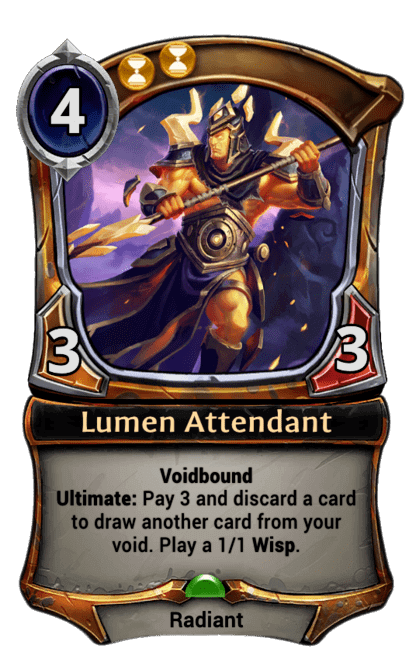 Card image for Lumen Attendant