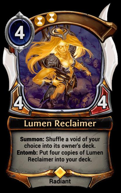Card image for Lumen Reclaimer